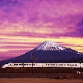 japan magnetic levitation train