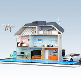 Why your solar panel system needs a home battery